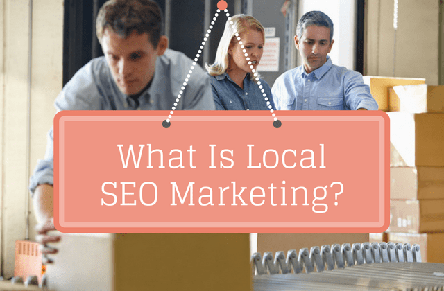 what is local SEO marketing?